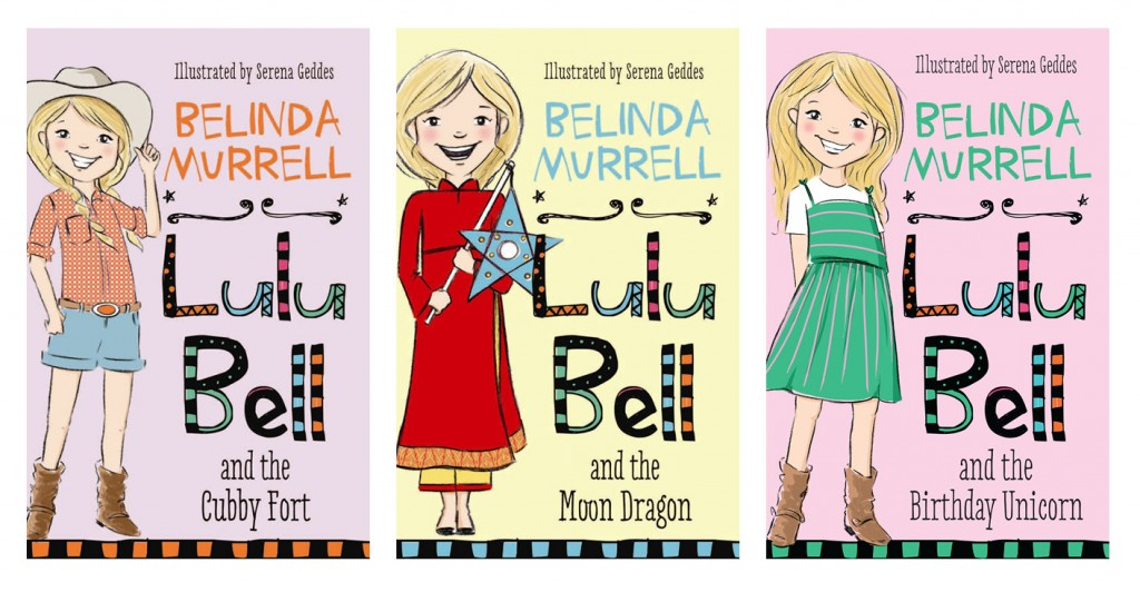 Lulu Bell covers