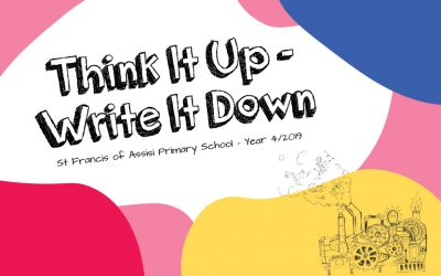 Think It Up – Write It Down
