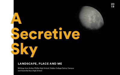 A Secretive Sky: Landscape, Place and Me