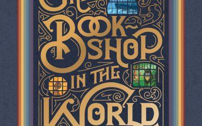Five Books I Love  – Tim Harris